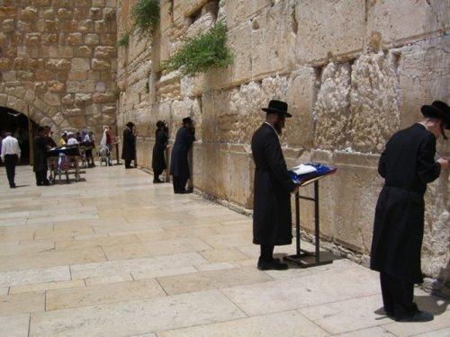 MurodasLamentaçõesJerusalém